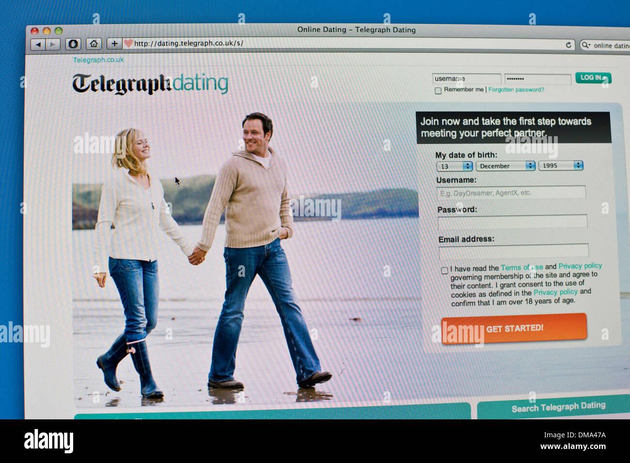Umwelt-Dating-Website uk