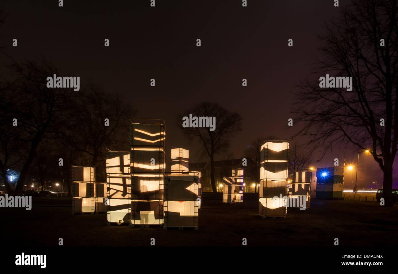 Licht Tour Amsterdam : Amsterdam licht festival stockfoto bild  alamy