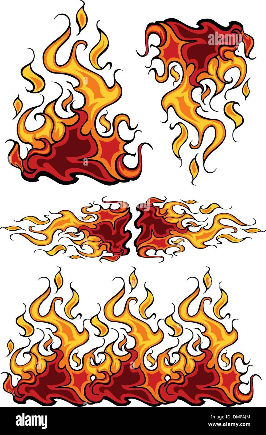 39 Flammen Vorlagen Zum Ausdrucken Besten 5