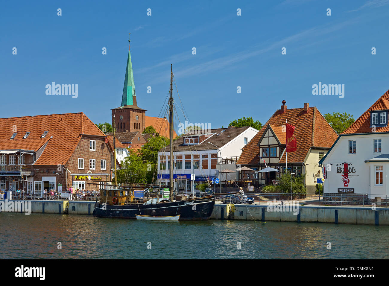 neustadt in holstein stockfotos neustadt in holstein bilder alamy. Black Bedroom Furniture Sets. Home Design Ideas