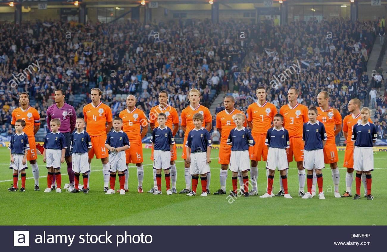 Der Niederlandische Fussball Nationalmannschaft Fifa Wm