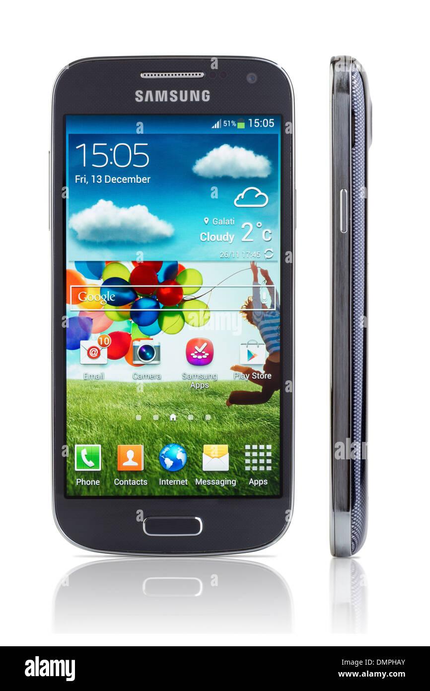 Samsung Galaxy S4 Stockbild