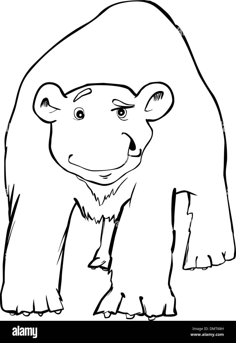 Erfreut Eisbär Malvorlagen Zeitgenössisch - Malvorlagen Von Tieren ...