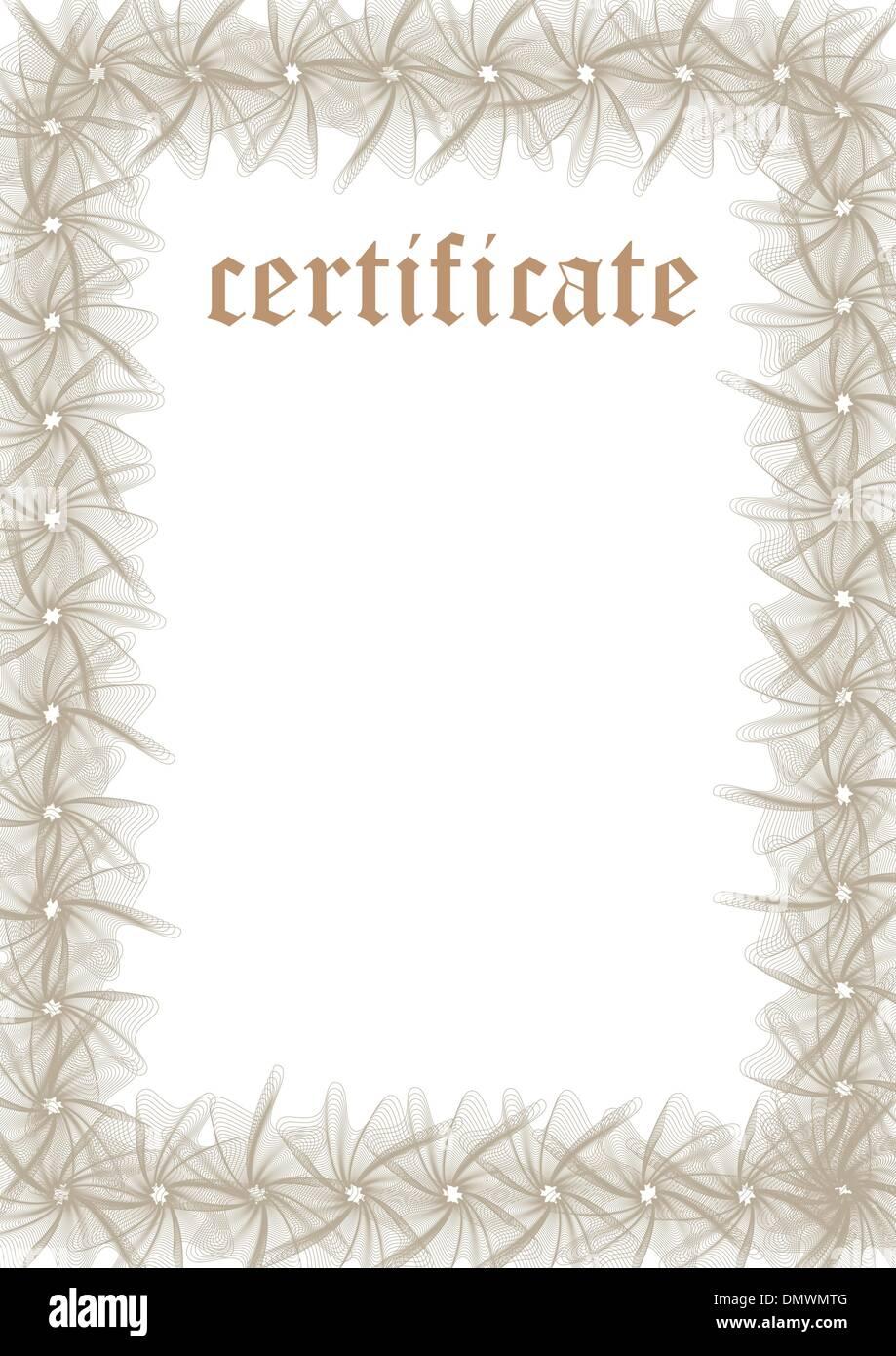 Großartig Teilen Zertifikatvorlage Ideen - Bilder für das Lebenslauf ...
