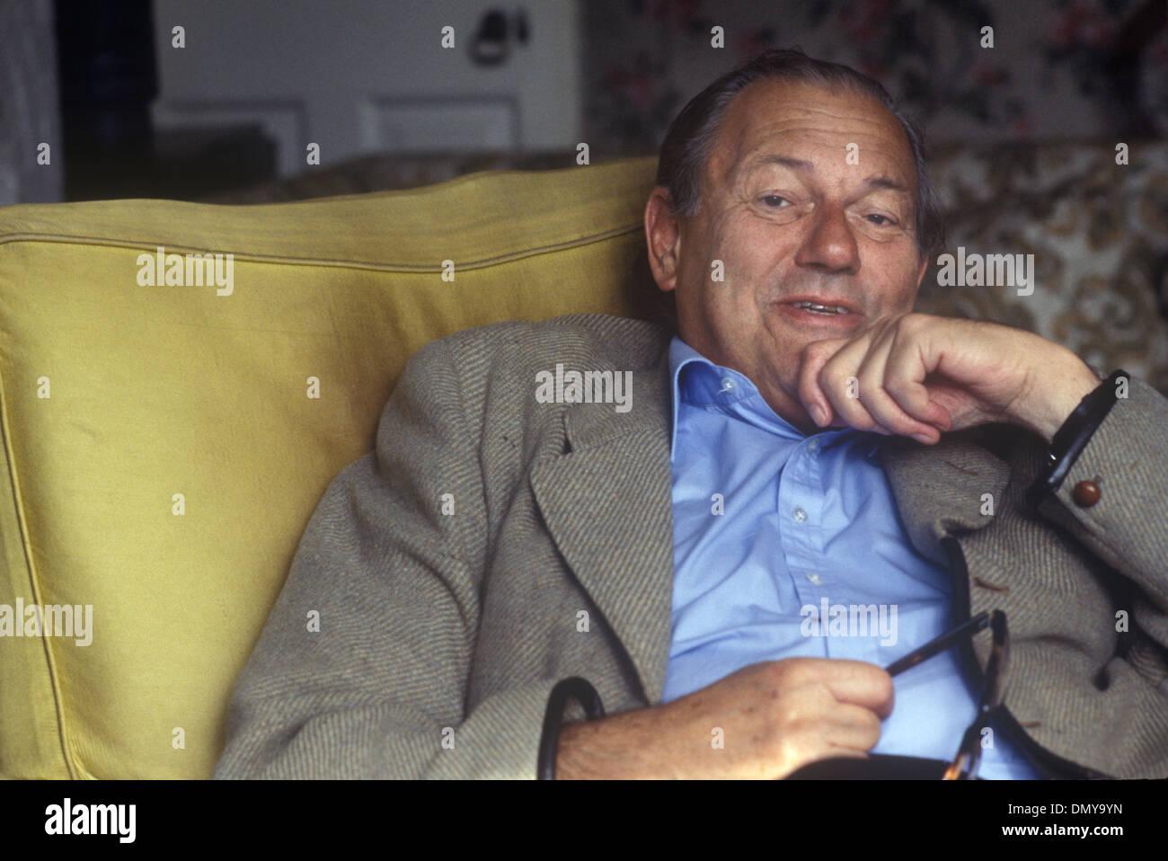 Reginald Maulding MP HOMER SYKES Stockbild