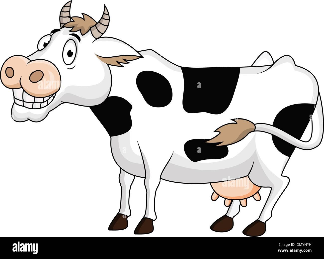 Lustige kuh bilder comic