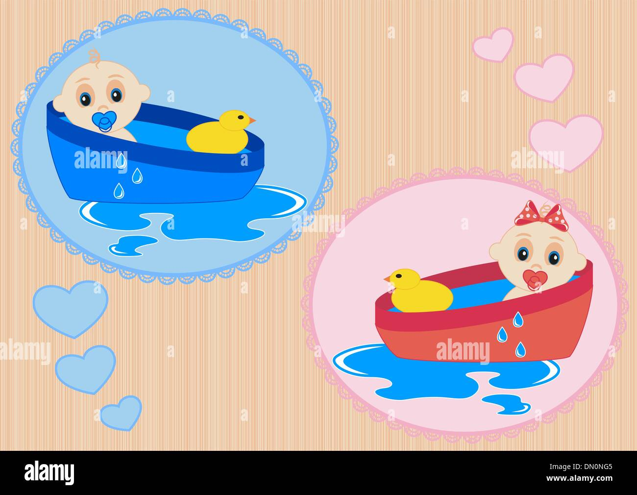 baby tub water stockfotos baby tub water bilder seite 3 alamy. Black Bedroom Furniture Sets. Home Design Ideas