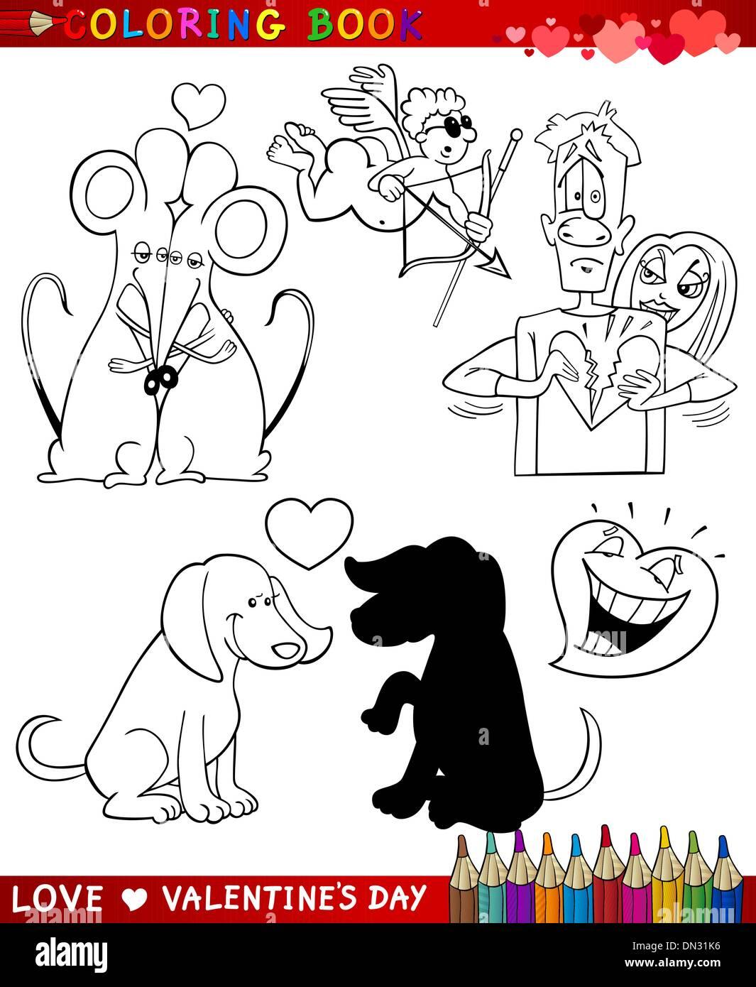 Großartig Malvorlagen Valentine Bilder - Malvorlagen Von Tieren ...
