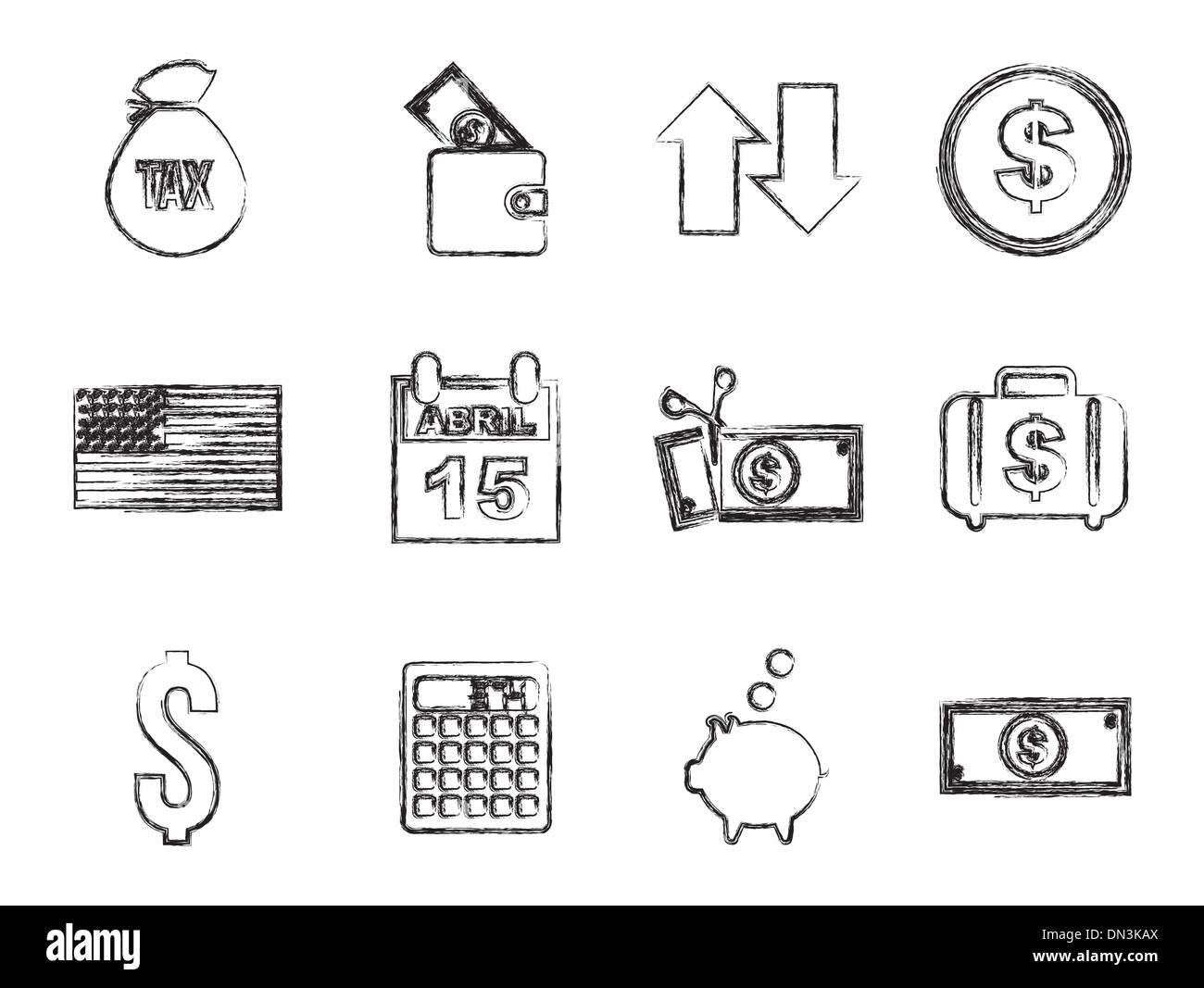 Tolle Schaltplansymbole Steuern Bilder - Elektrische Schaltplan ...