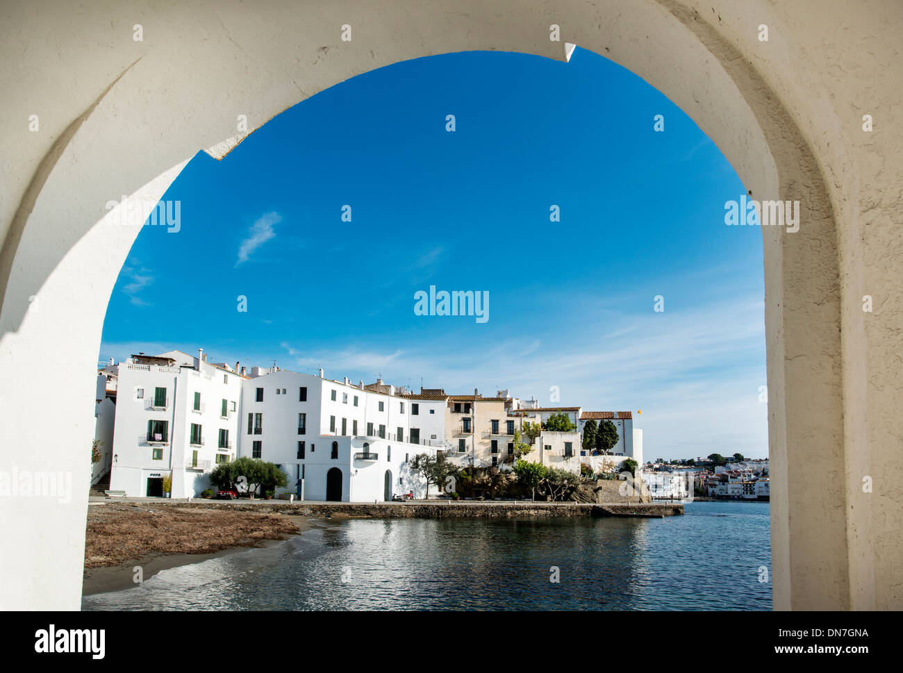 Arch Framing The Sky Stockfotos & Arch Framing The Sky Bilder - Alamy