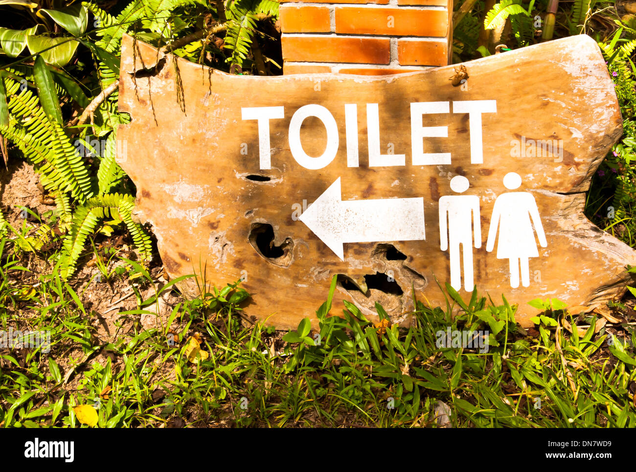 toilet signs stockfotos toilet signs bilder alamy. Black Bedroom Furniture Sets. Home Design Ideas