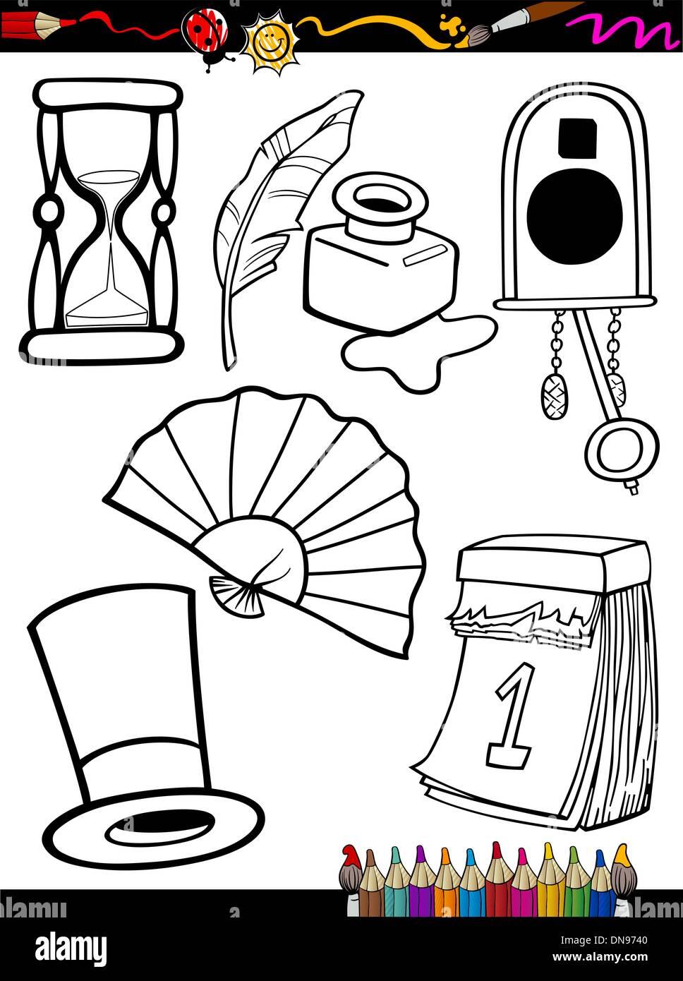 Fan Clip Art Cartoon Illustration Stockfotos & Fan Clip Art Cartoon ...