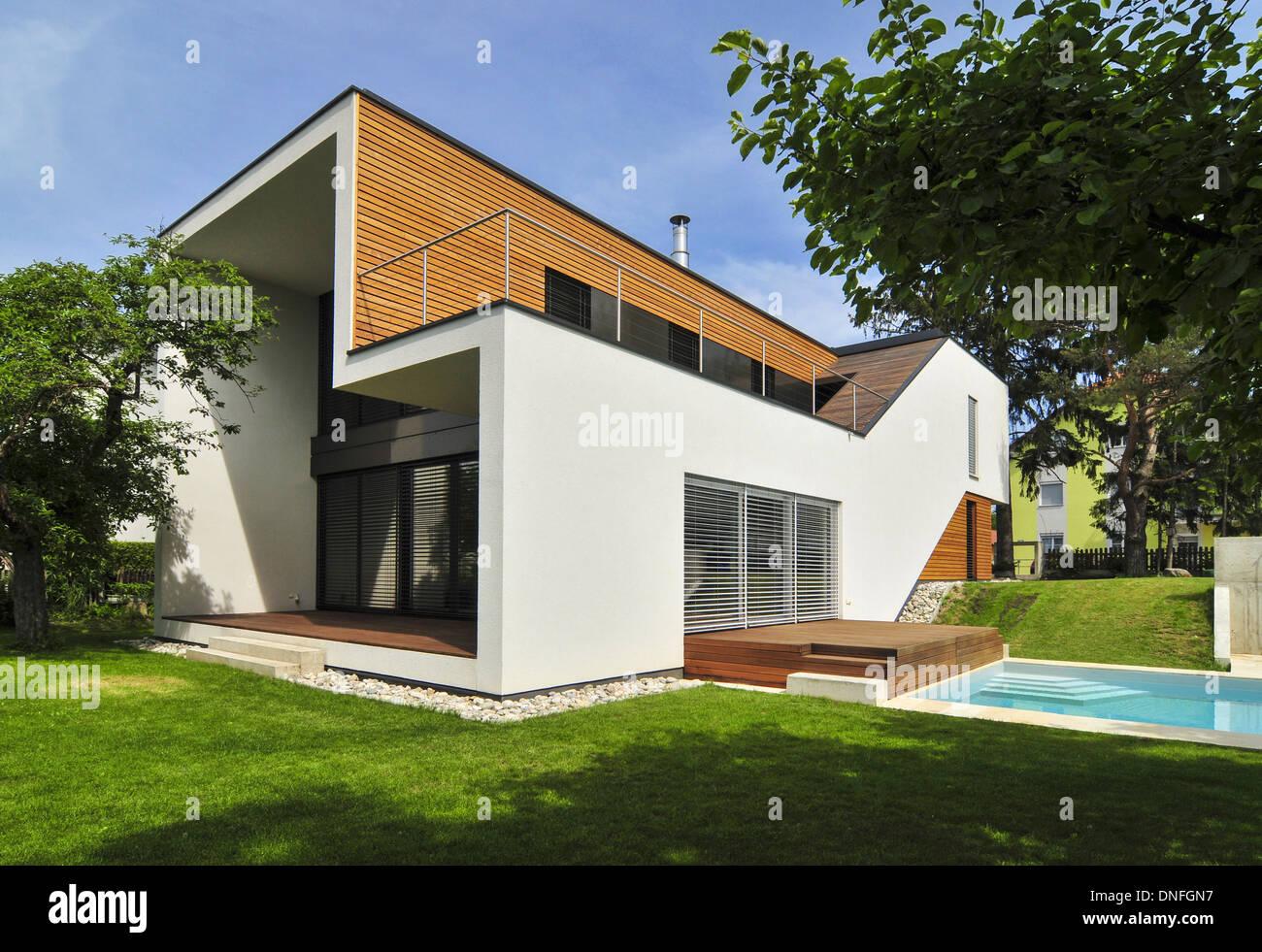 Wohnhaus Familie Troppmann, Einfamilienhaus, Haas Architektur ...