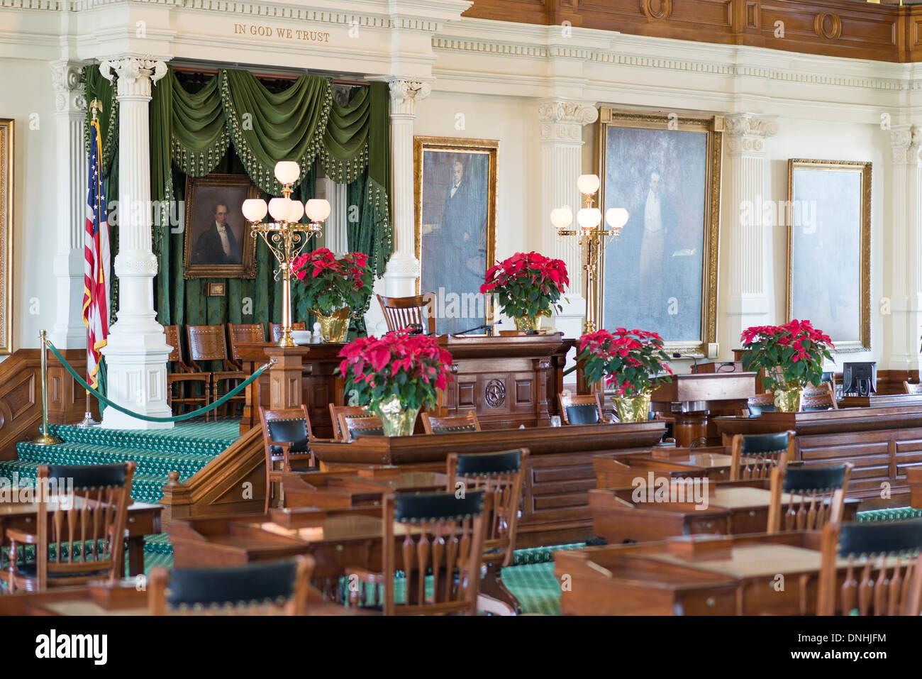 House Representatives Chambers Stockfotos & House Representatives ...