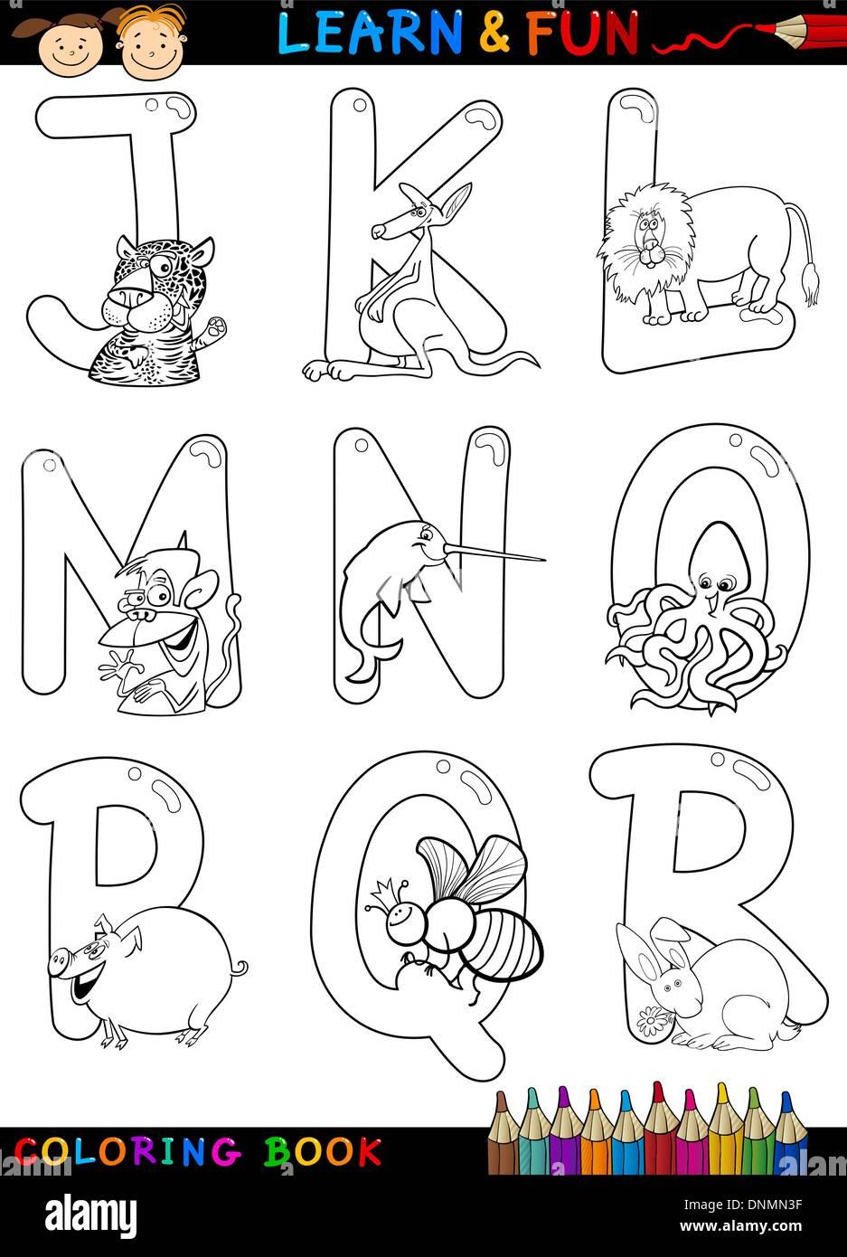 Großartig Druckbare Alphabet Malbuch Bilder - Malvorlagen Von Tieren ...
