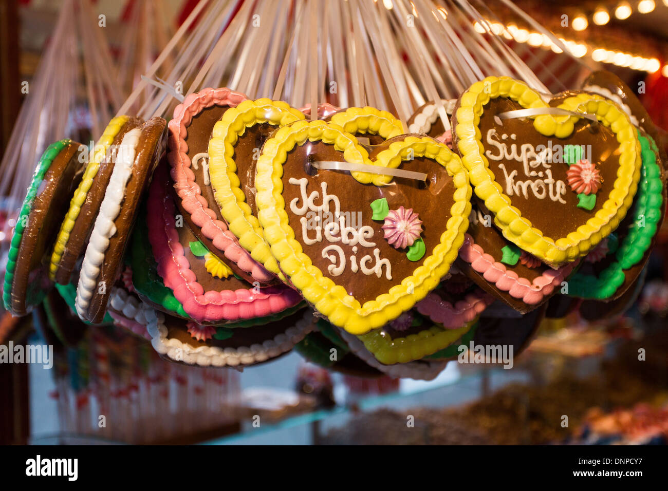 gingerbread heart germany love stockfotos gingerbread. Black Bedroom Furniture Sets. Home Design Ideas