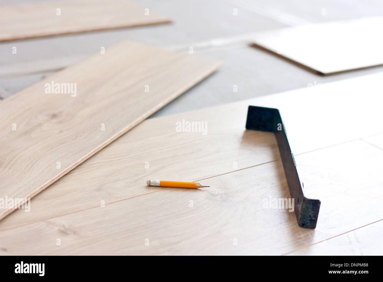werkzeug für die verlegung von laminatböden und laminat paneele
