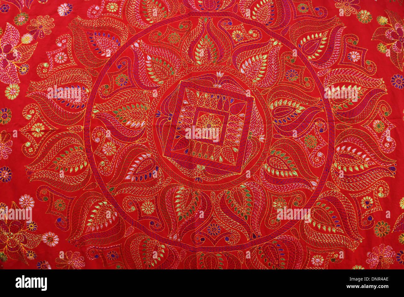 Nakshi Katha Stockfotos & Nakshi Katha Bilder - Seite 2 - Alamy