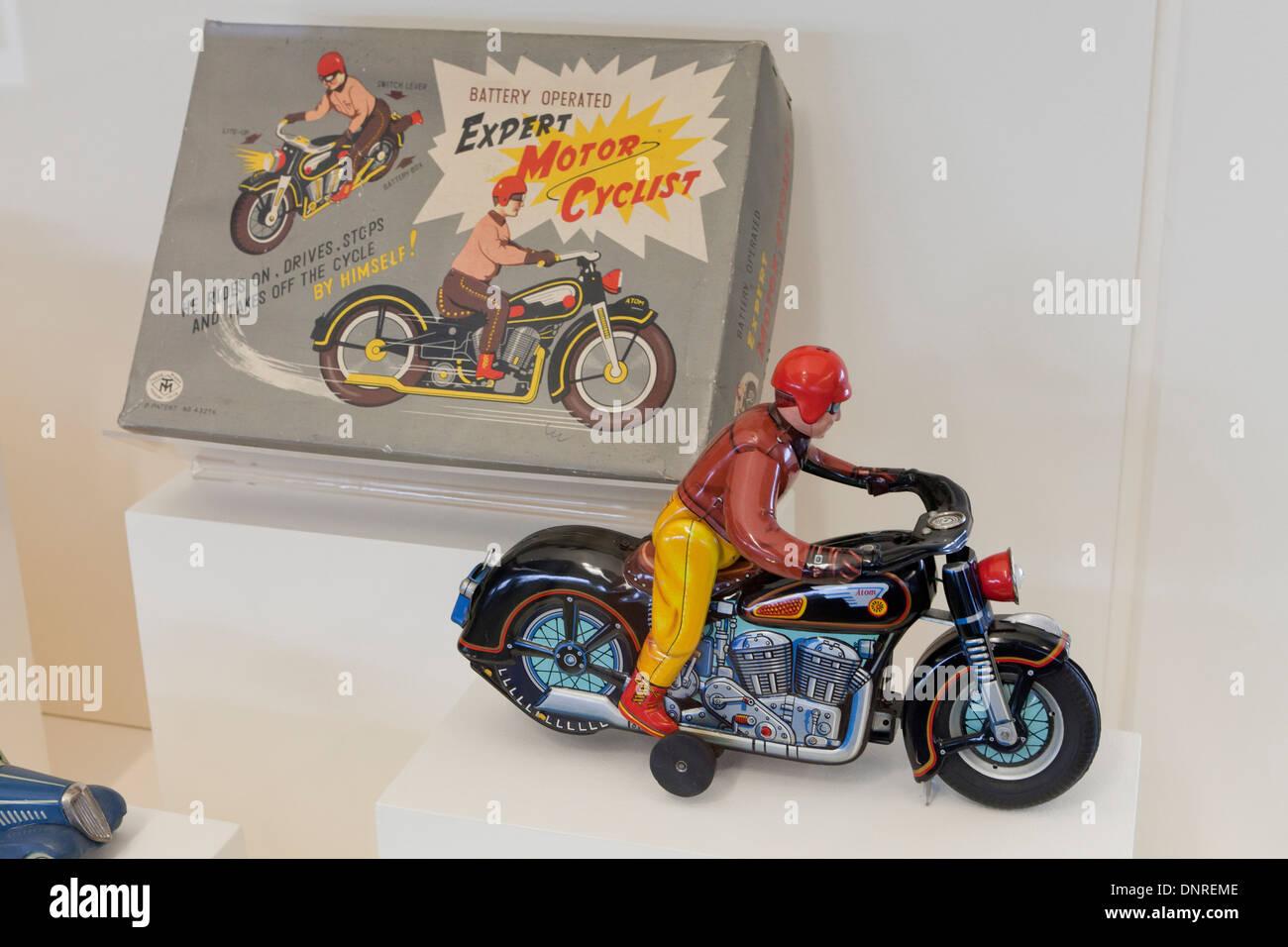 Spielzeug Blechspielzeug Neueste Technik Blechspielzeug Motorrad