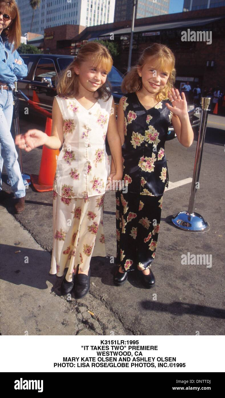 It Takes Two Olsen Stockfotos It Takes Two Olsen Bilder Alamy