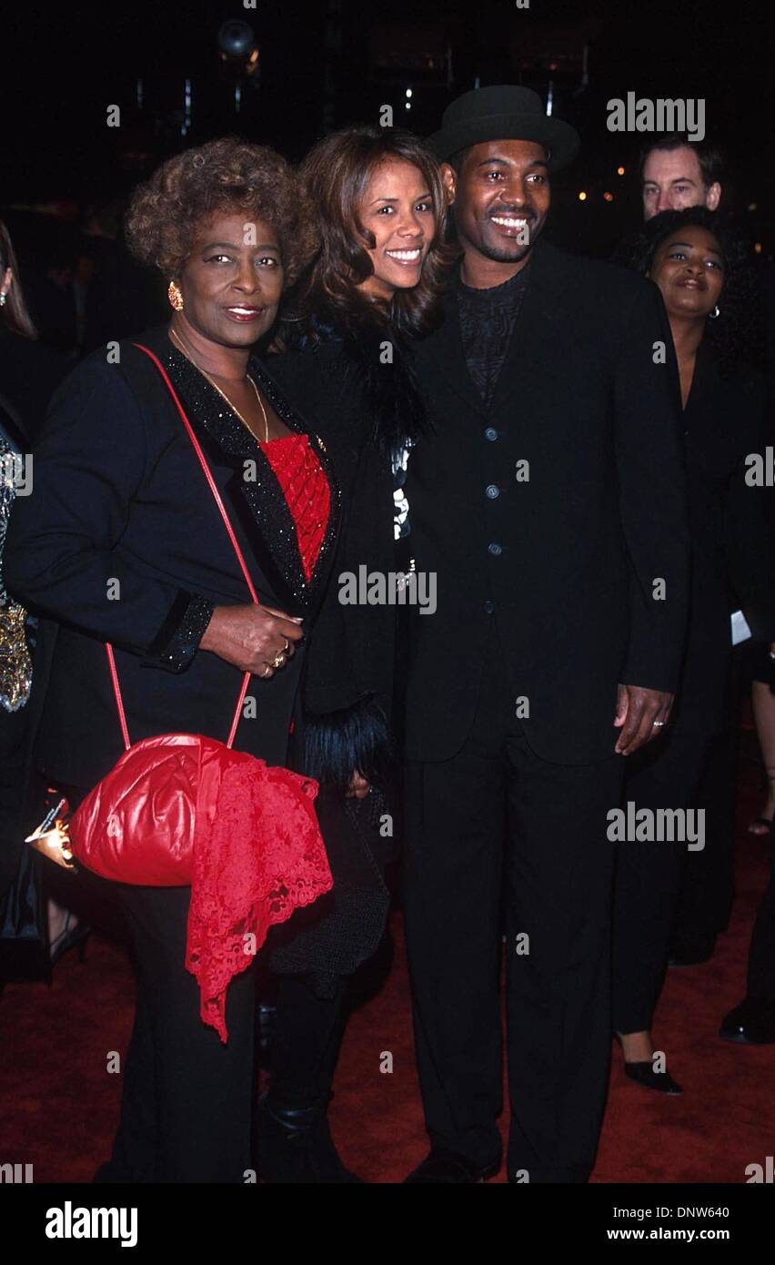 18. Dezember 2001 - K23665TR: 12/12/01.THE '' ALI'' FILM PREMIERE AT GRAUMAN es CHINESE THEATER IN HOLLYWOOD, CA... Stockfoto