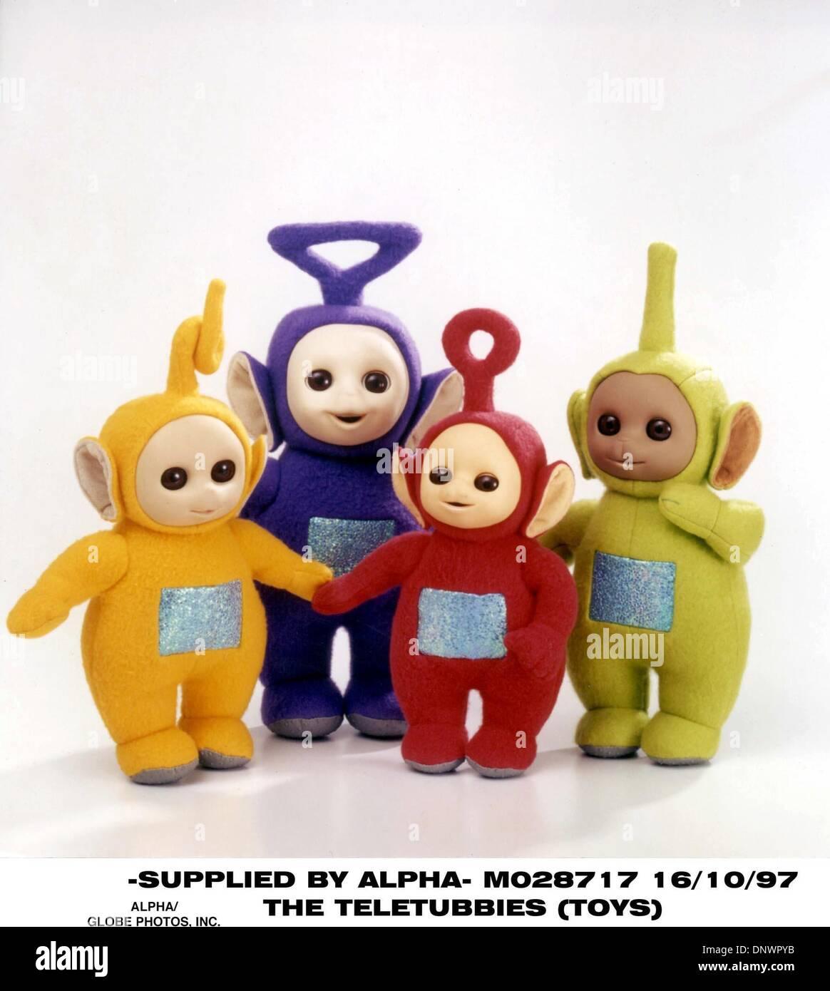 Teletubbies Toys Stockfotos & Teletubbies Toys Bilder - Alamy