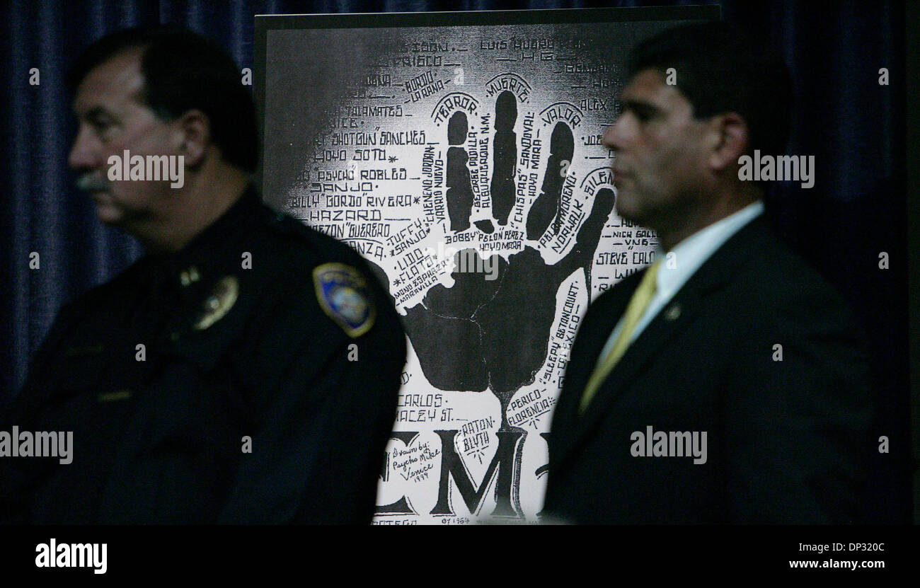 16. Juni 2006; San Diego, CA, USA; US-Strafverfolgungsbehörden ...