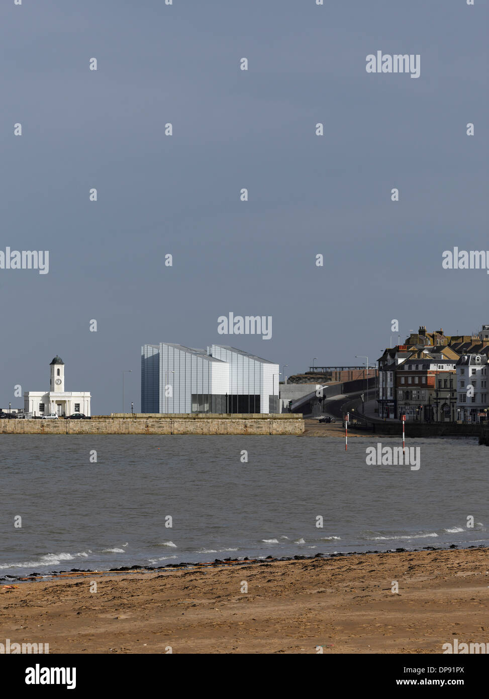 Turner Contemporary, Margate, Kent, England, UK. Stockbild