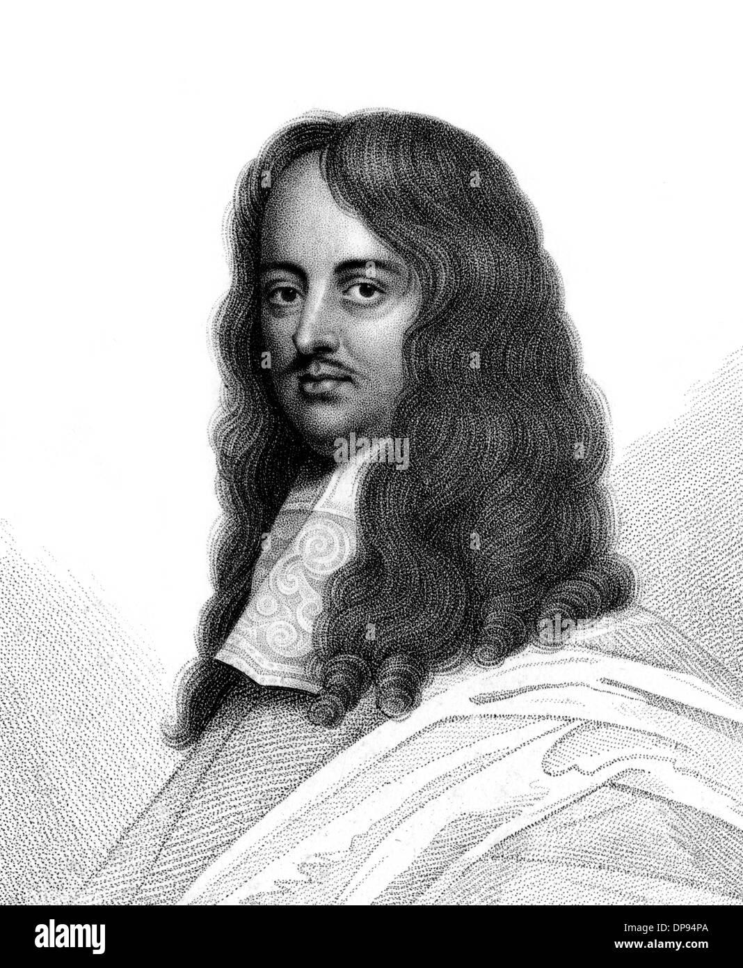 BROUNCKER (1620-1684) Stockbild