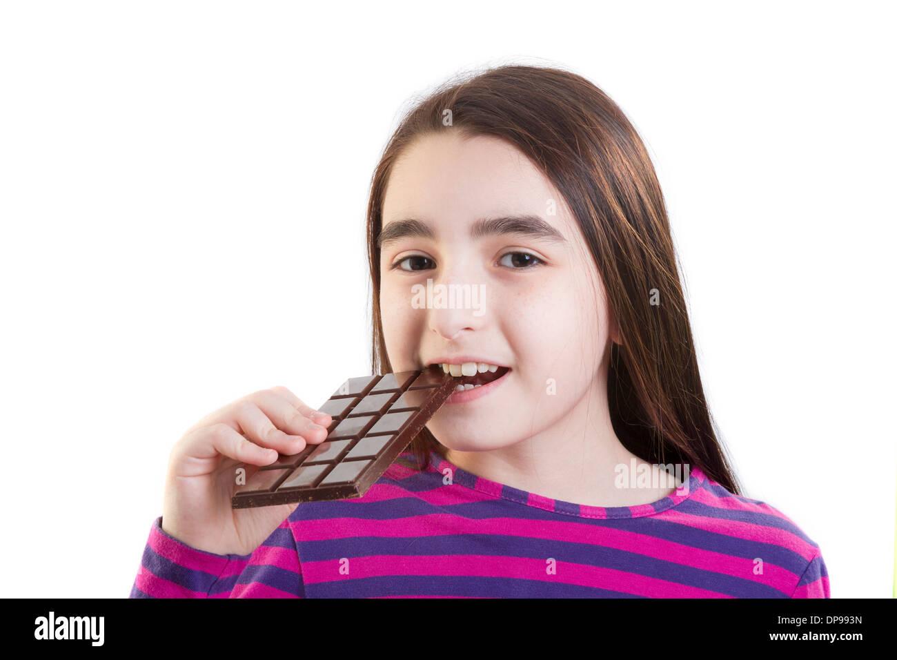 Junges Mädchen Lässt Minimuschi Fingern