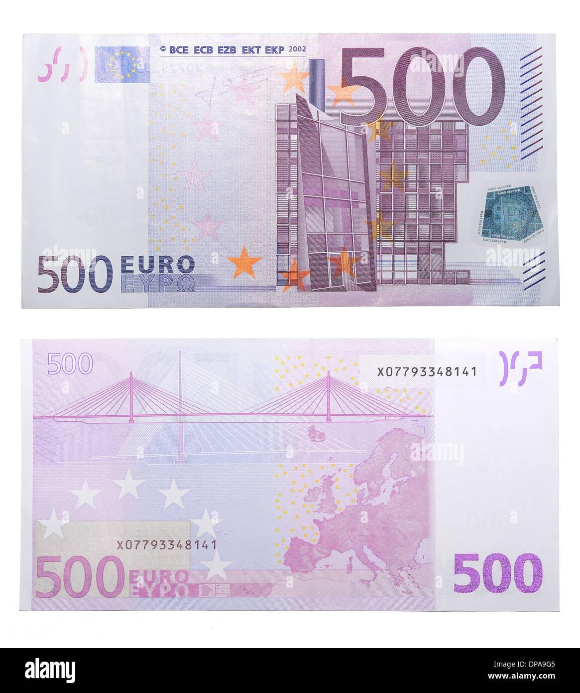 Aus 500 Euro Mehr Machen
