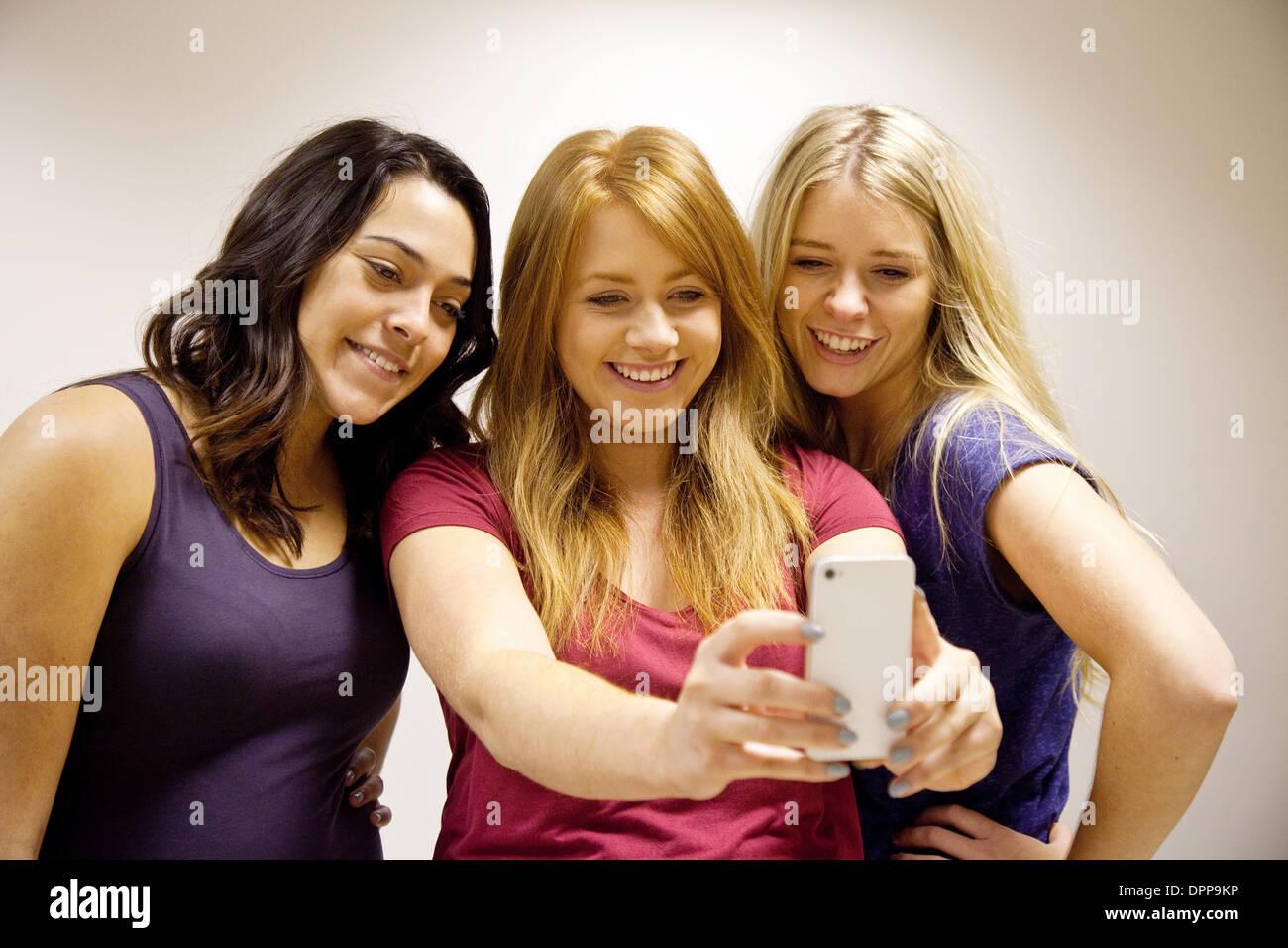 Teenie selfies — img 7