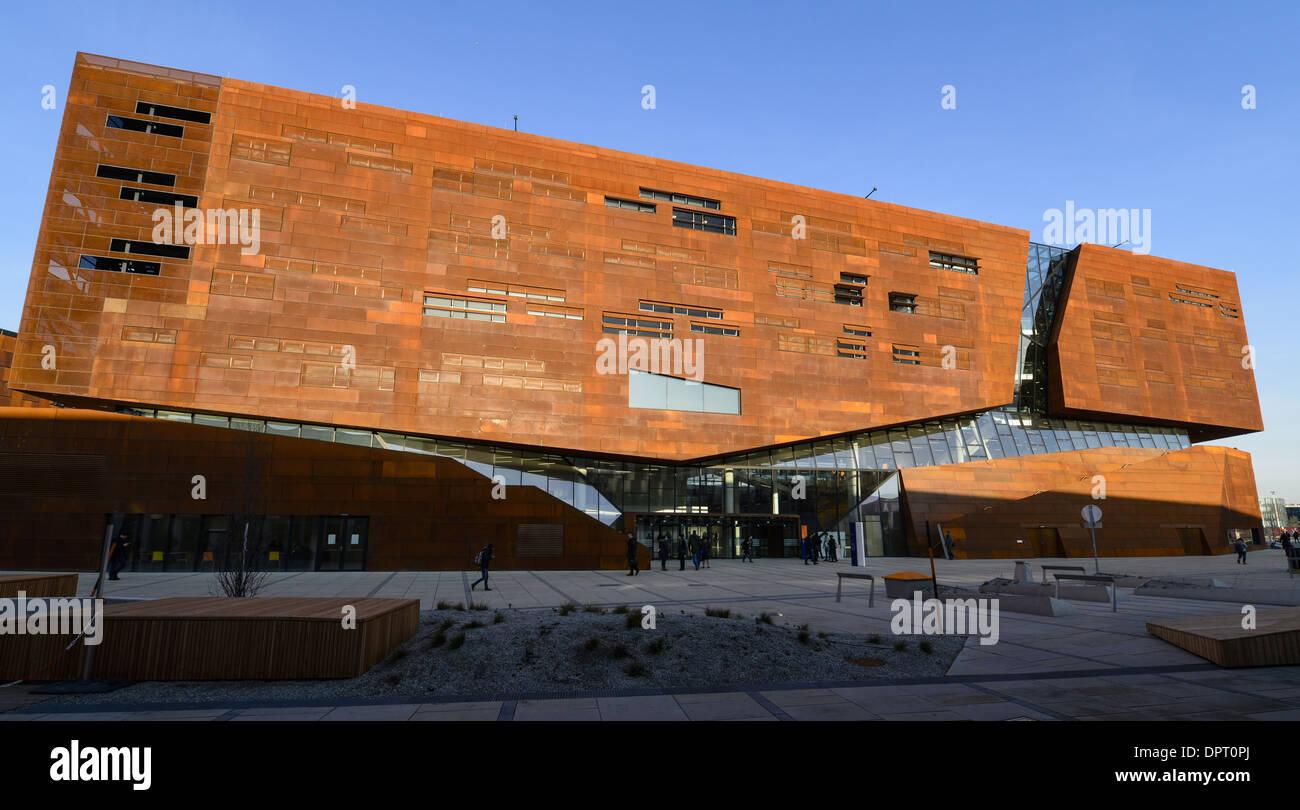 Wu Campus Wien Der Wirtschaftsuniversität Wien Und Business Lc