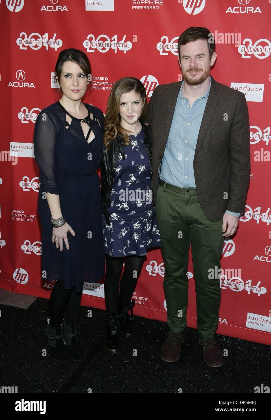 Anna Kendrick And Joe Swanberg Stockfotos & Anna Kendrick And Joe ...