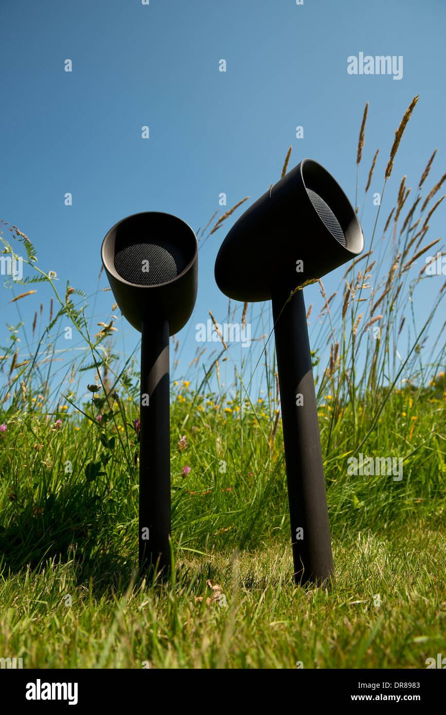 Sonarray Wasserdichte Outdoor Lautsprecher System Für Den Garten