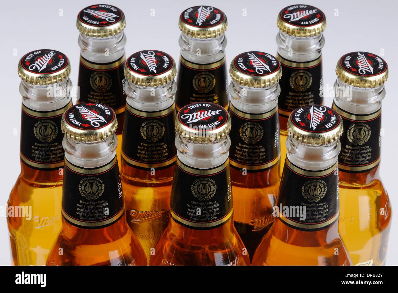 Bierflaschen Stockfotos Bierflaschen Bilder Alamy
