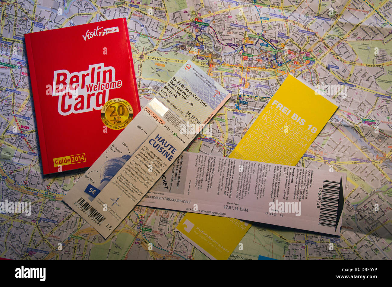 Berlin Berlin Welcome Card Welcomecard Karte Ticket Gutschein