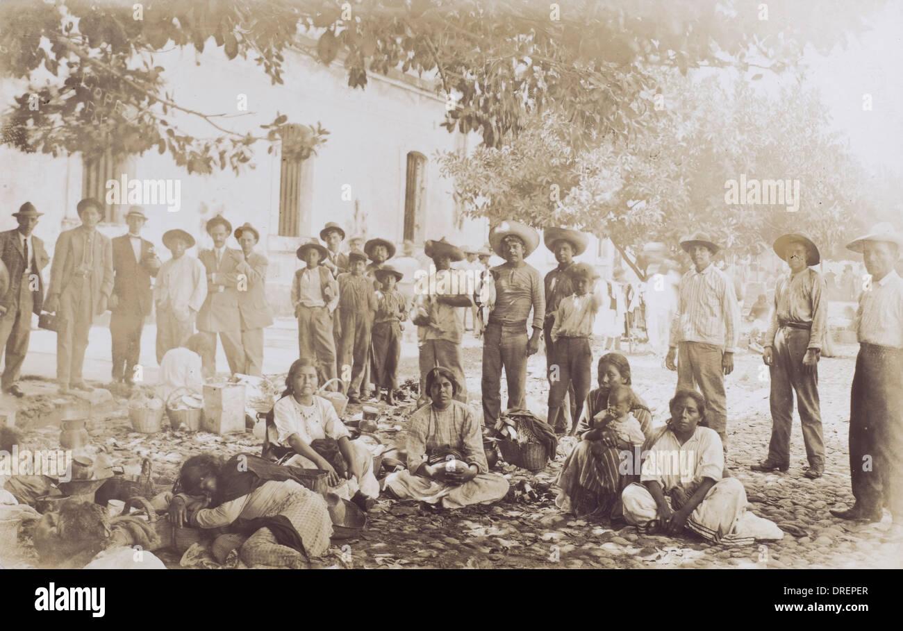 Mexikanische Revolution- Stockbild