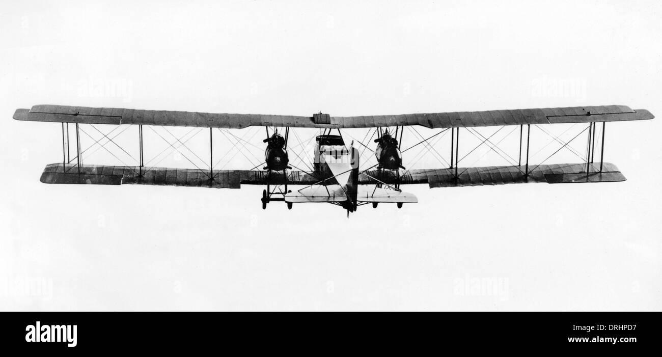 Deutsch Gotha G.V schwere Bomber, WW1 Stockfoto
