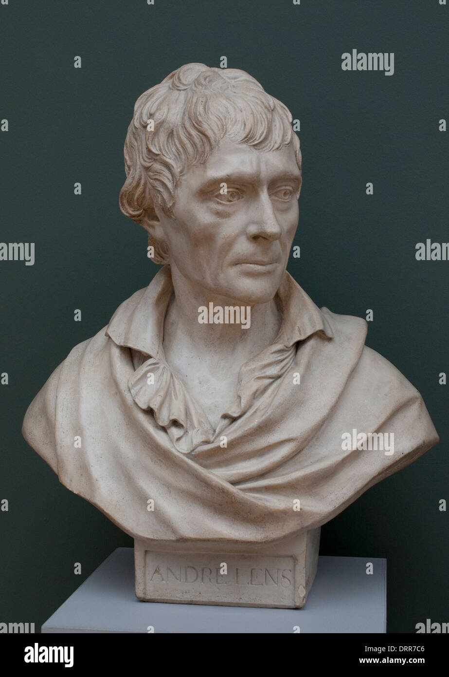 Andrea Lens Maler 1813 Gilles Lambert Godecharle 1759-1835 Belgien Belgien Stockbild