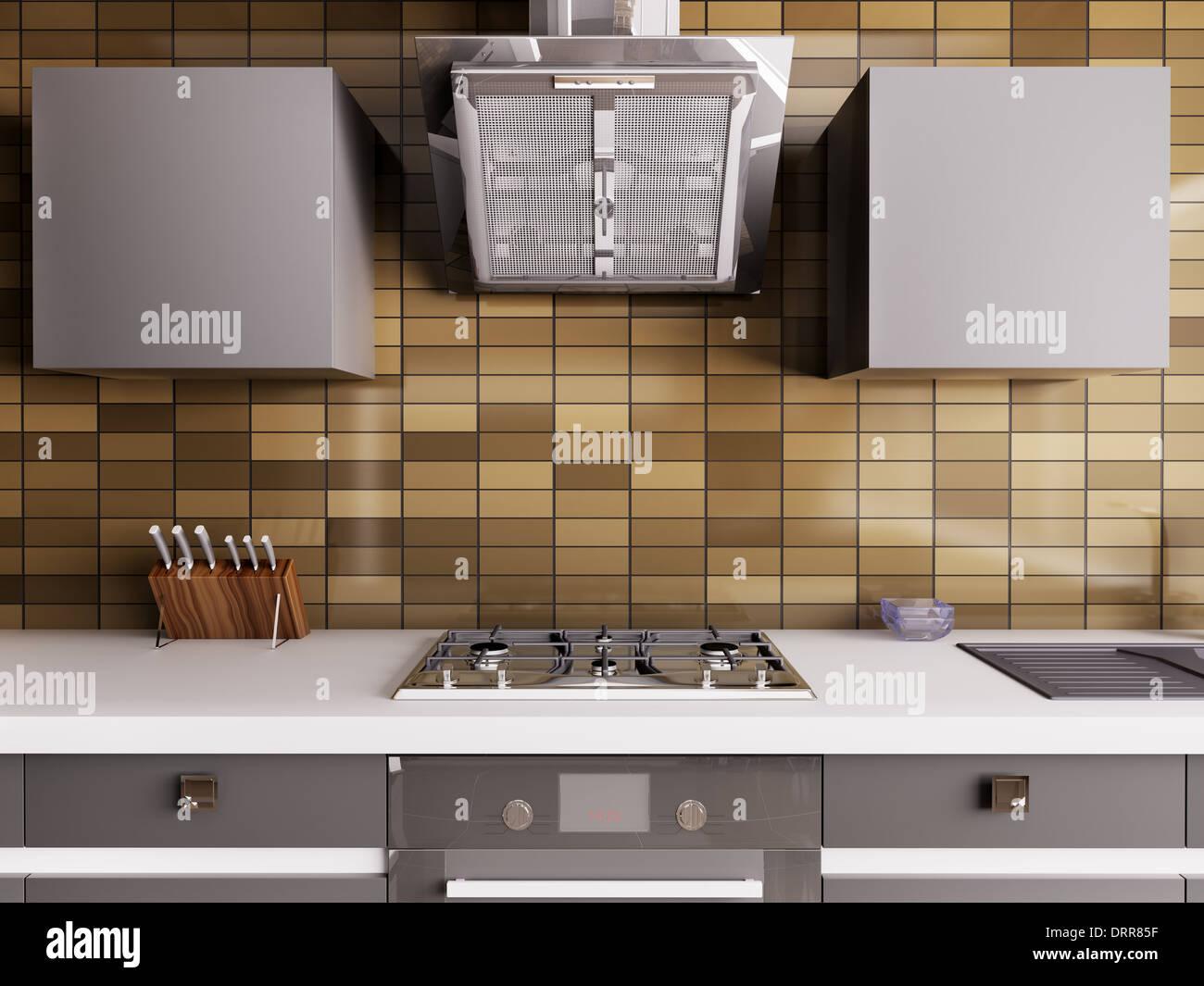 Schön Die Haube Küche Zeitgenössisch - Küchen Design Ideen ...