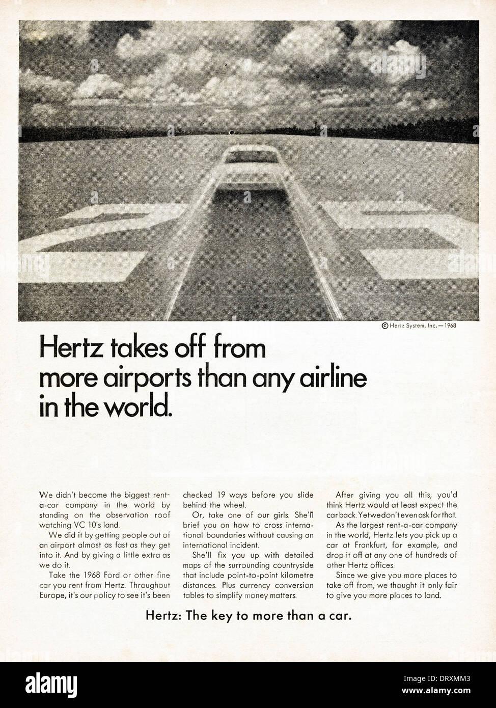 Hertz Car Hire Stockfotos Hertz Car Hire Bilder Alamy