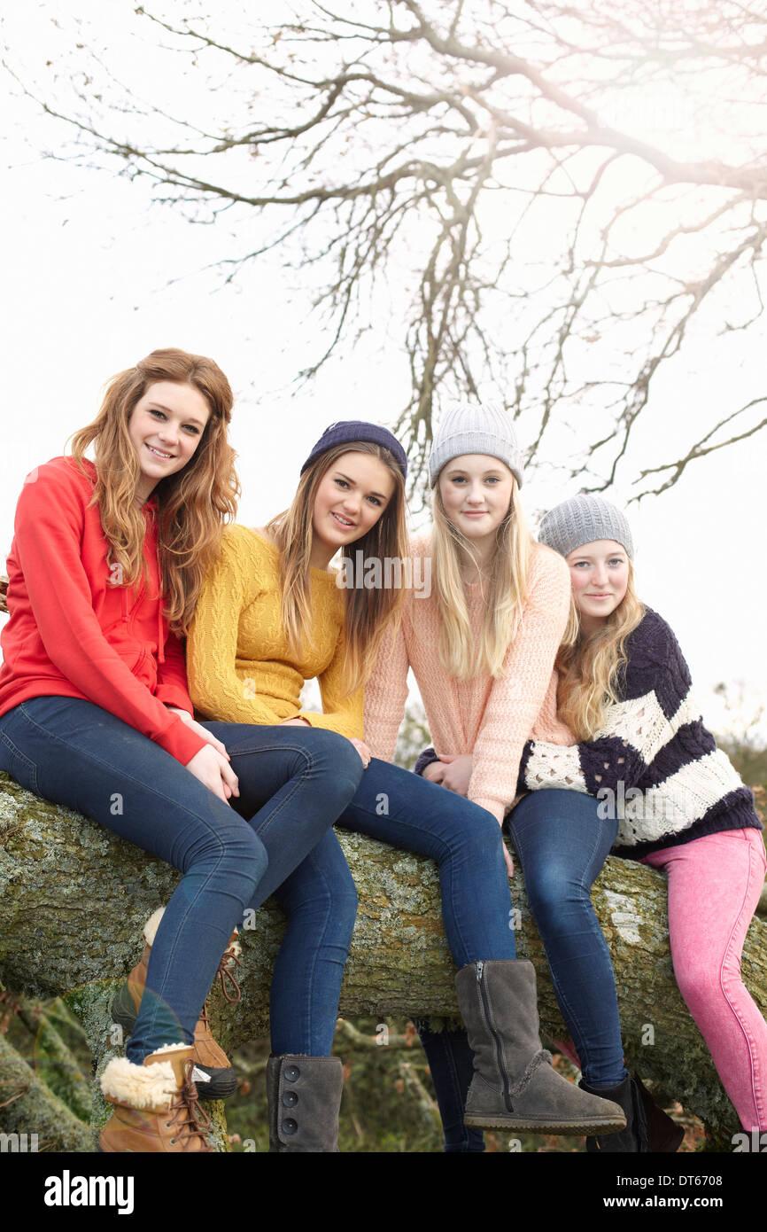 Teenageralter