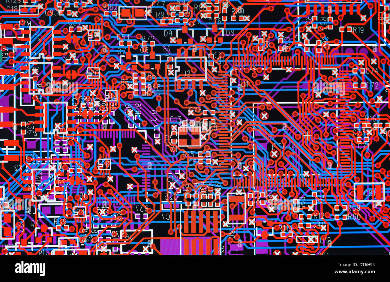 Automotive Electronics Stockfotos & Automotive Electronics Bilder ...