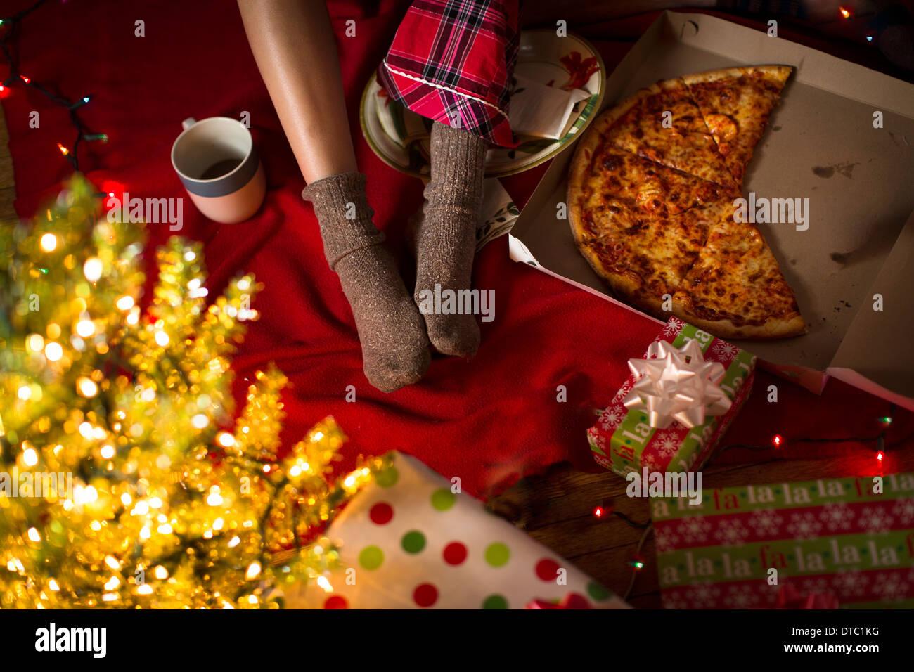 Weihnachtsstand Essen Stockfotos & Weihnachtsstand Essen Bilder - Alamy