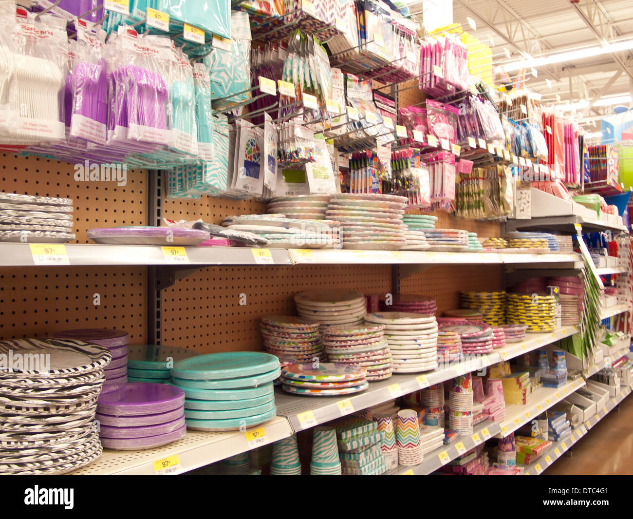 Party Supply Stockfotos & Party Supply Bilder - Alamy