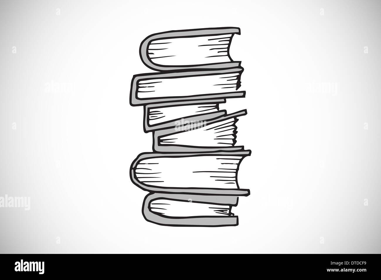 Ungewöhnlich Stapel Bücher Malvorlagen Ideen - Malvorlagen-Ideen ...