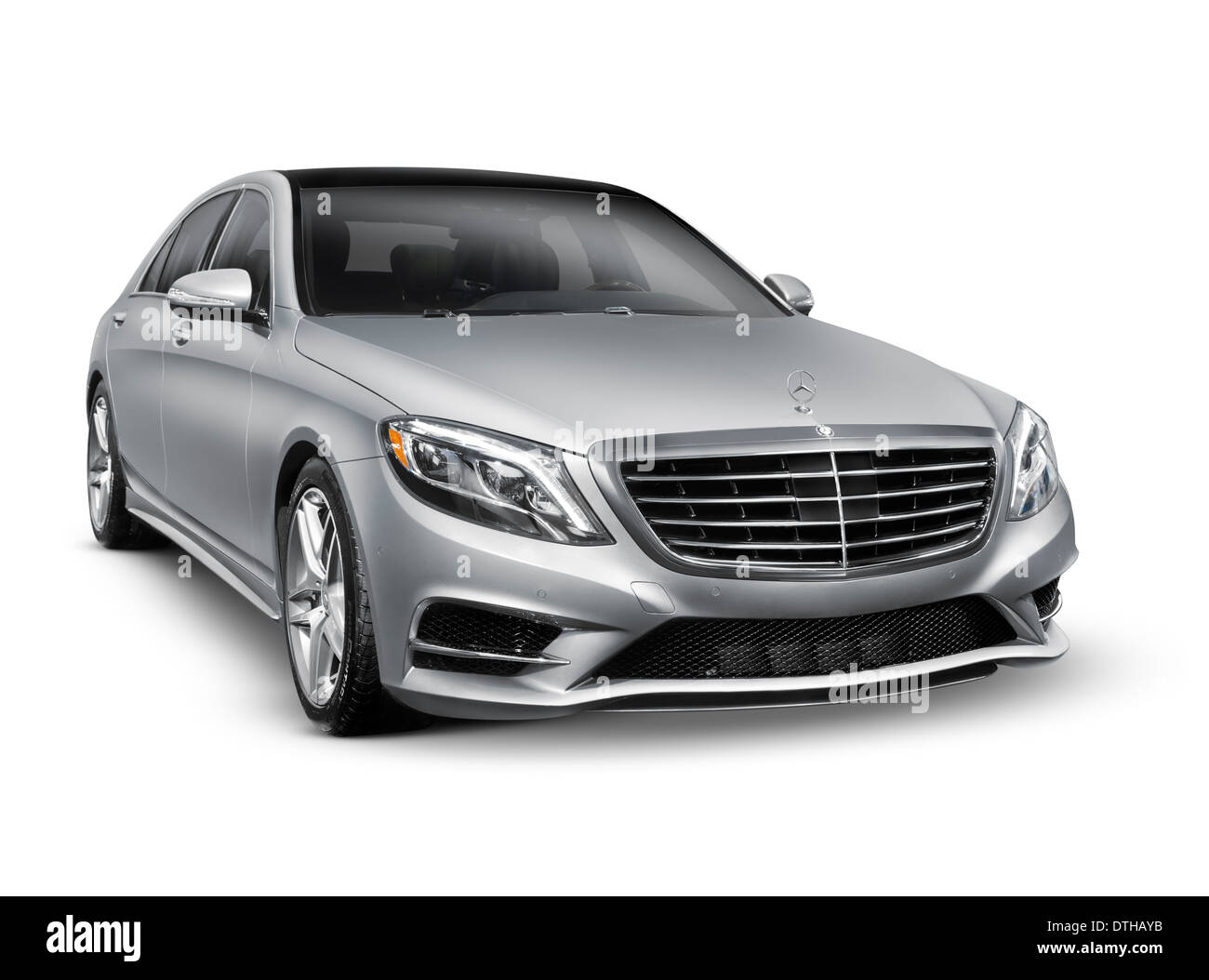 Mercedes Benz Luxury Car Stockfotos Amp Mercedes Benz Luxury