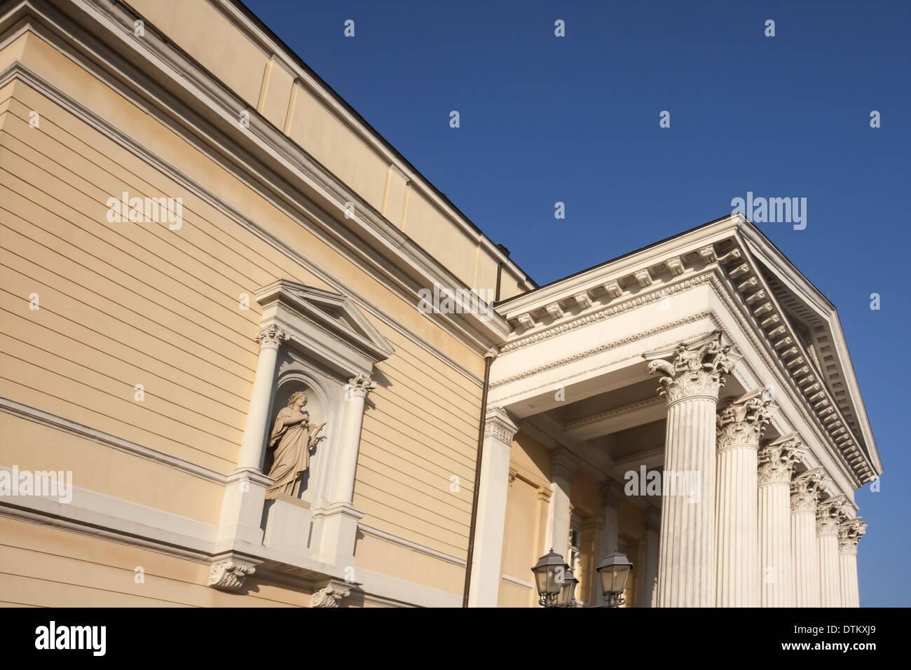 Kunst Und Architektur Stockbild