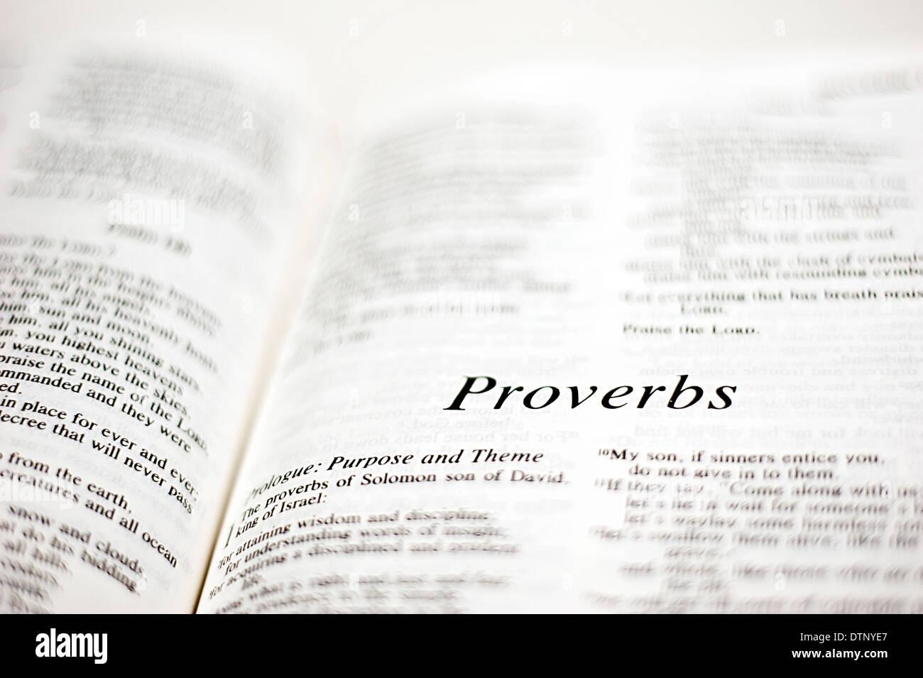 Beau Sprüche Buch In Der Bibel